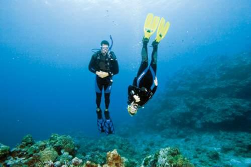 Curso de flotabilidad en tenerife