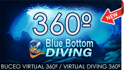 Buceo virtual Cueva Neptuno