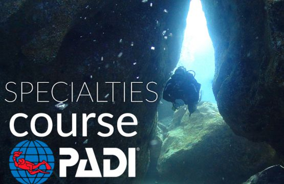 cursos buceo especialidades